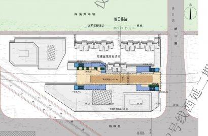 梅溪湖、高铁西城规划7条地铁,含2.6.10.12.长宁.长浏.长潭西环线