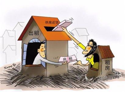 """长沙0月供""""以租养贷""""的房子值得投资吗?以租养贷的投资方式"""
